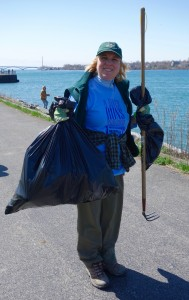 ADK River Cleanup 1
